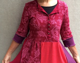 Razzberry Reconstructed Tunic