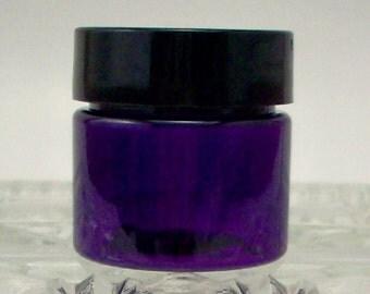Half Ounce Purple Jars - Set of 6