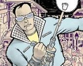 COPRA 21, Limited Edition Comic Book Series (ONE copy per order)