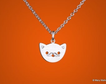 Incognito Kitty Necklace