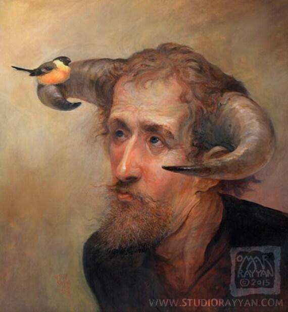 Bullfinch (print)