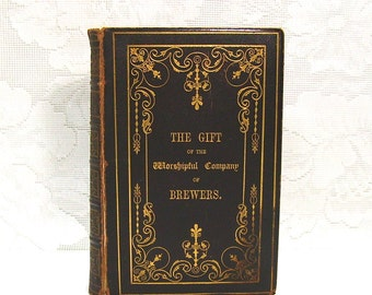 Holy Bible - Worshipful Company of Brewers - printing date of 1846
