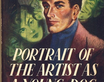 Dylan Thomas Portrait of the Artist as a Young Dog 1956 UK PB