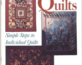 One-of-a-Kind Quilts by Judy Hopkins - SIGNED BY AUTHOR
