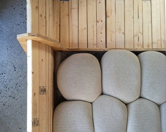 E-book Assembly guide for the New Twist, DIY Mattress