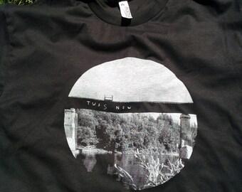 Twas Now t-shirt - Tar