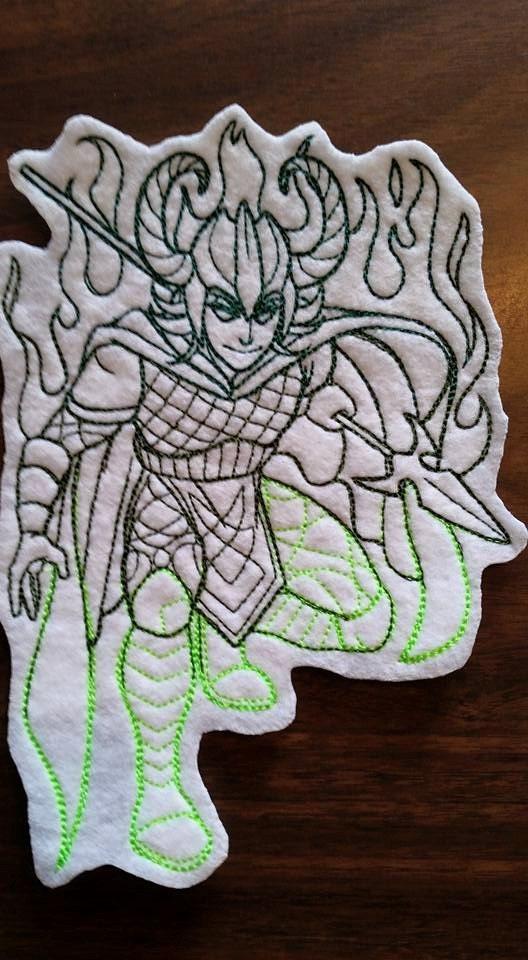 Loki patch Nude Photos 31