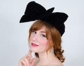 1940s vintage hat / fascinator / Best Present