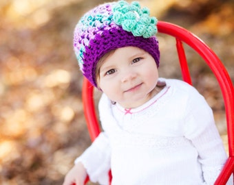 Unique Baby Gift - Baby Girl Gift - Baby Shower Gift - Sparkle Hat - Hats for Kids