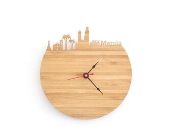 Clock - Manila - Manila, Philippines Clock