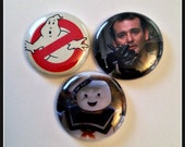 "Ghostbusters1"" Button Choose Your Own"