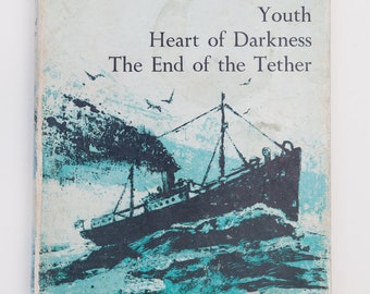 Three Stories: 'Youth', 'Heart of Darkness' and 'The End of the Tether' by Joseph Conrad, Vintage Book, 1967