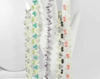 Bridal / Prom / Any Occasion / Crystal Bracelets - Made To Order