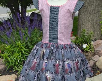 Disney Villain Dress, Girls