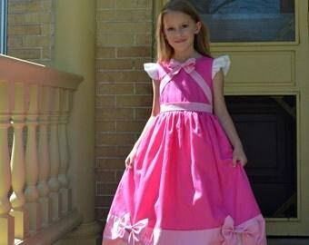 Cinderella Pink Costume Dress