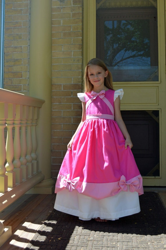 cinderella in pink dress - photo #32