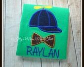 Propeller Hat Shirt - Sibling shirt