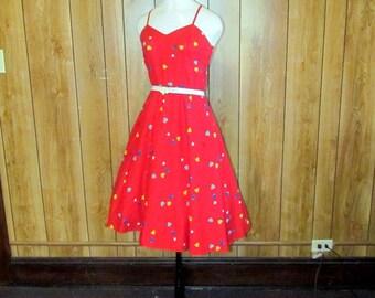 On Sale-Fabulous HEART Summer SUN Dress