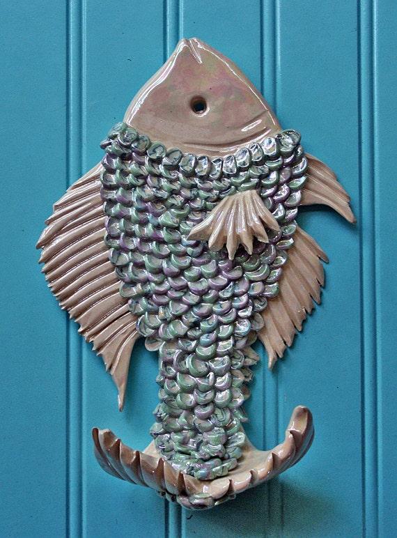 Fish Hook / Wall Decor