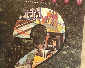 The Complete Beatles Volume Two Music Book for piano, vocal and guitar