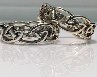 Celtic Themes in Silver