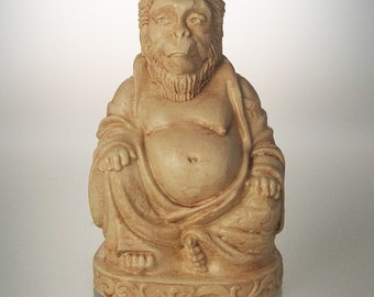 Planet of the Apes Lawgiver Buddha (Antiqued Sand)