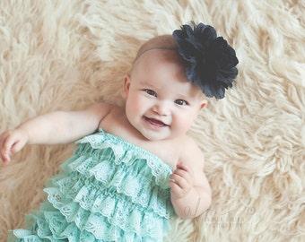 XL flower Headband, Baby headband, Large Flower Headband, headband, Newborn headband, toddler headband, baby girl