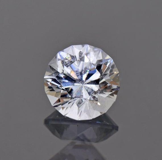 Splendid Ice Blue Sapphire Gemstone From Sri Lanka 188 Cts. Infinity Band Ring. Solid Diamond. Turquoise Diamond. Dezso Bracelet