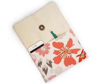 iPad Case - Vintage Floral