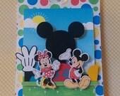 Mouse Birthday Invitations