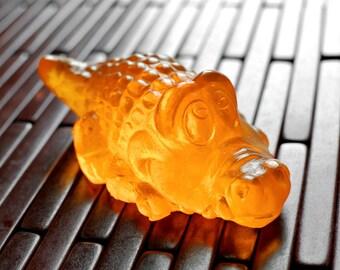 Alligator Soap / Crocodile Soap / Party Favor - 2 Designs