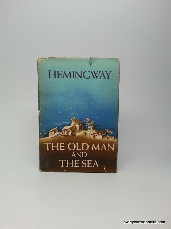 an in depth review of ernest hemingways the old man and the sea An in depth read will reveal  - in the old man and the sea, ernest hemingway describes an old fisherman and the  a review of the old man and the sea:.
