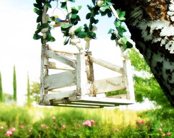 Tree swing for Blythe