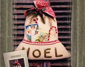 Pattern: Noel Bell Pocket by Homebodies