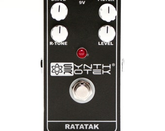 Ratatak Distortion Pedal