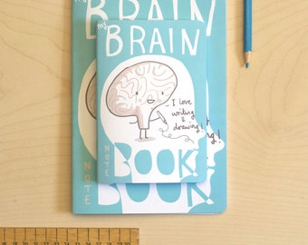 SALE! My Brain Notebook