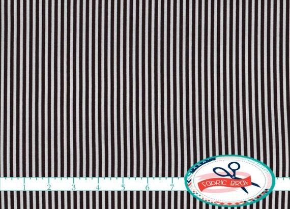 black u0026 white stripe fabric by the yard fat quarter mini stripe fabric geometric fabric quilting fabric 100 cotton fabric yardage w15