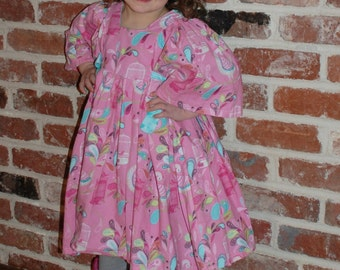 Rosabelle Dress (Size 12M to 8)