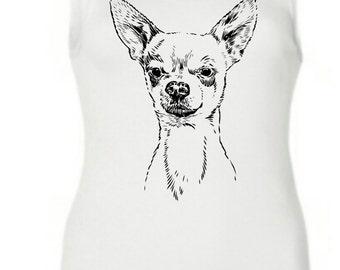 Chihuahua Tank