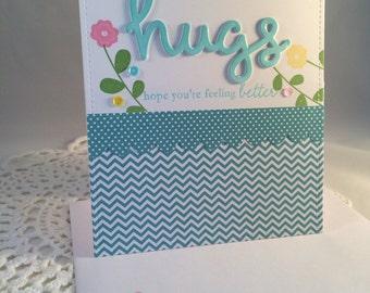 Hugs Notecard