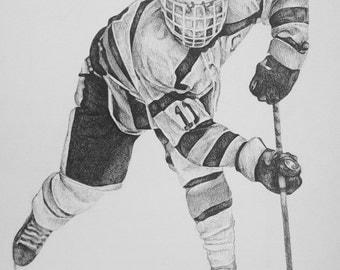 Custom Sport Illustrations