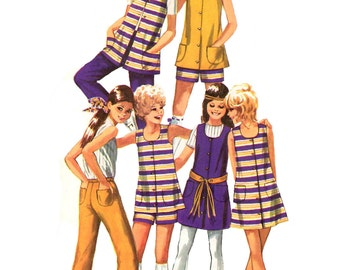 Simplicity 9441 Pants and Tunic Sewing Pattern