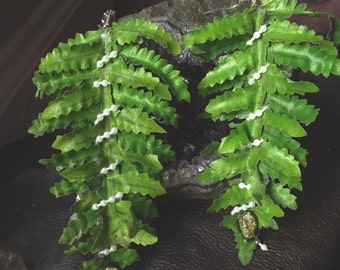 Fern and Pyrite
