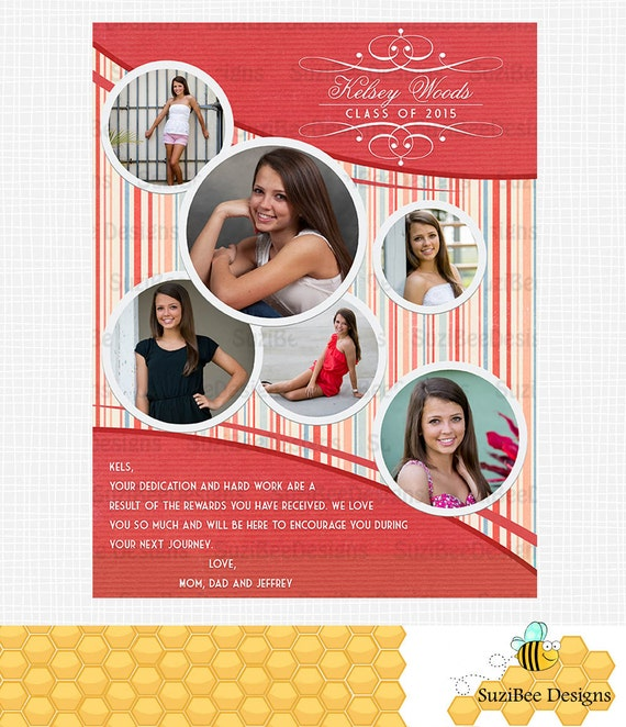 free yearbook ad template - yearbook ad template high school senior middle by