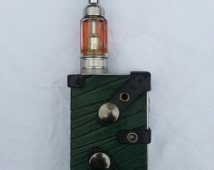 Leather E-cig case/skin. Fits the Segeli 100w Box Mod