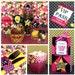 Rockstar Birthday - Rock Star Party - Rockstar Party Decorations - Rockstar Birthday Printables - Girl Rock Party (Instant Download)