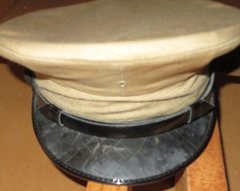 WW2 Enlisted ranks visor cap.