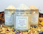 Finishing Salt Flavored Popcorn Seasoning Mix Homemade Gourmet Cooking Spice Herb Gift