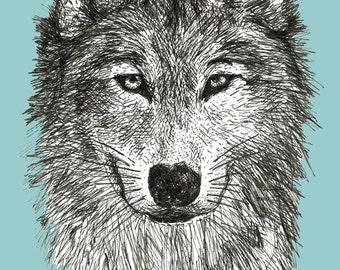 Kaart: Wolf