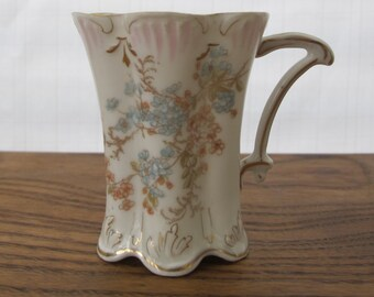 Vintage Limoge Fine China Chocolate Cup/ antique-free shipping